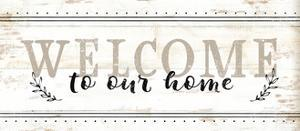 Welcome to Our Home by Jennifer Pugh