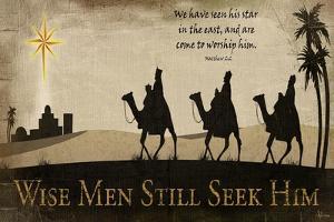 Wise Men Still Seek Him by Jennifer Pugh