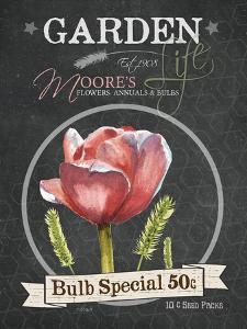 Redstreake Chalkboard Bulb Special by Jennifer Redstreake