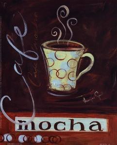 Coffee cafe II by Jennifer Sosik