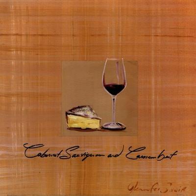 Wine Cheese I