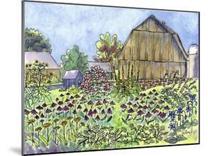 Farm Flowers by Jennifer Zsolt