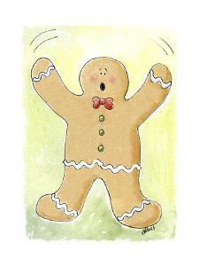 Gingerbread Man by Jennifer Zsolt