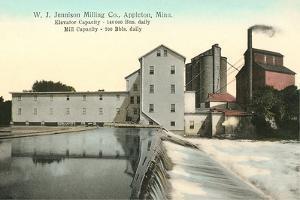 Jennison Milling, Appleton, Minnesota