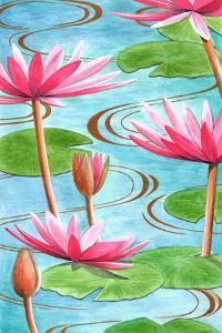 Lotus Flower, 2008 by Jenny Barnard