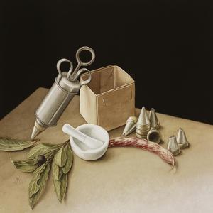 Kitchen Geometry, 2005 by Jenny Barron