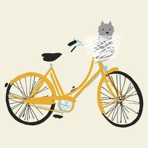 A Bicycle Made For Two by Jenny Frean