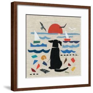 Sea Dog by Jenny Frean