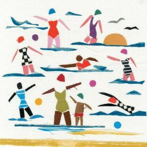 Seaside Frolics by Jenny Frean