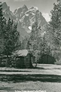 Jenny Lake Ranch, Tetons