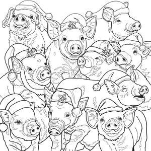 Christmas Cuties 11 by Jenny Newland