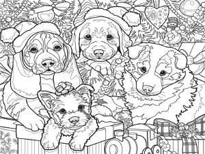 Christmas Cuties 12 by Jenny Newland