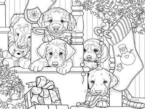 Christmas Cuties 13 by Jenny Newland