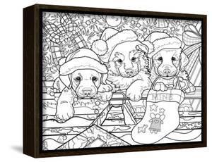 Christmas Cuties 14 by Jenny Newland