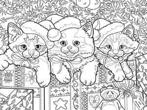 Christmas Cuties 15 by Jenny Newland