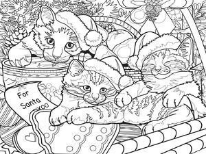 Christmas Cuties 16 by Jenny Newland