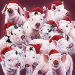 Christmas Cuties 16-Jenny Newland-Giclee Print