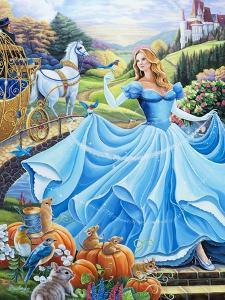 Cinderella by Jenny Newland