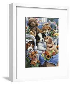 Country Pups by Jenny Newland