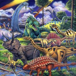 Dinosaur Friends by Jenny Newland