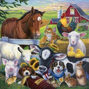 Farm Friends by Jenny Newland