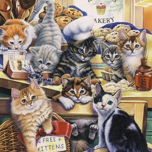 Kitty Bakery by Jenny Newland