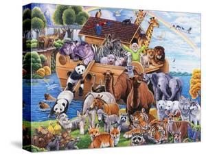 Noah's Ark by Jenny Newland