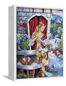 Rapunzel by Jenny Newland