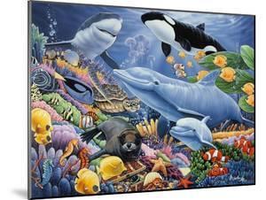 Sealife by Jenny Newland