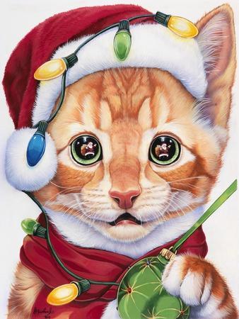 Uh Oh! Santa!