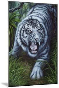 White Tiger by Jenny Newland