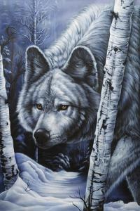 White Wolf by Jenny Newland
