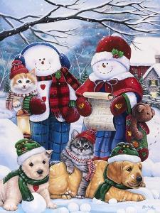 Winter Wonder Friends by Jenny Newland