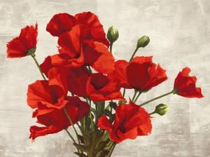 Bouquet of Poppies by Jenny Thomlinson