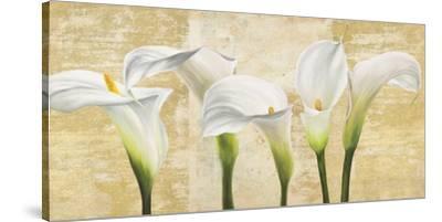 Callas on Gold (neutral variation) by Jenny Thomlinson