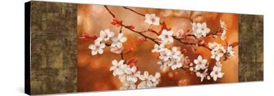 Orange Sakura by Jenny Thomlinson