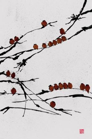 Bamboo Chorus by Jenny Tsang