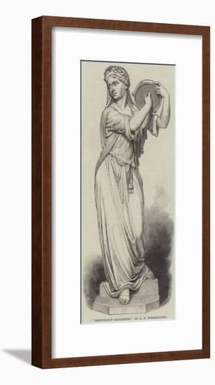 Jephthah's Daughter--Framed Giclee Print
