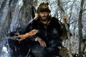 JEREMIAH JOHNSON, 1972 directed by SYNEY POLLACK Robert Redford (photo)