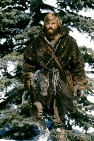 Jeremiah Johnson 1972 Directed by Syney Pollack Robert Redford