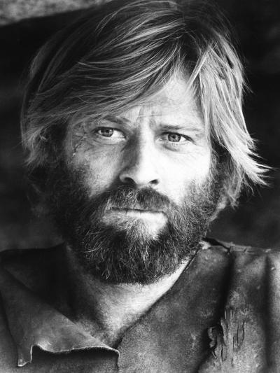 Jeremiah Johnson, Robert Redford, 1972--Photo