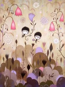 Garden of Sleeping Flowers I by Jeremiah Ketner