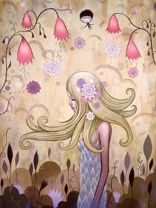 Garden of Sleeping Flowers II by Jeremiah Ketner