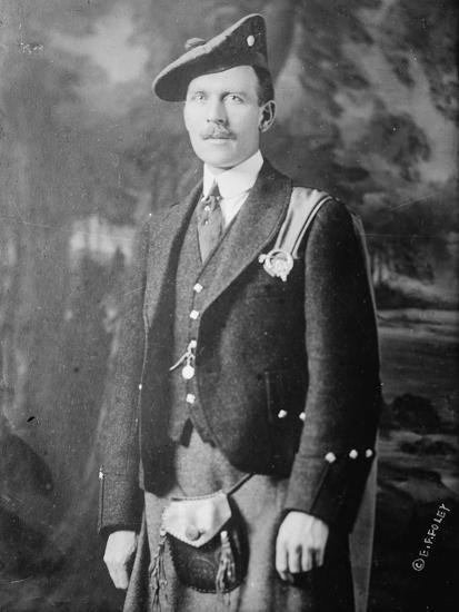 Jeremiah Lynch, c.1915-20--Photographic Print