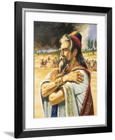 Jeremiah-James Edwin Mcconnell-Framed Giclee Print