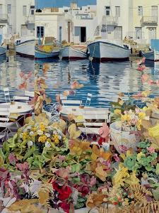 Paros, 1985 by Jeremy Annett