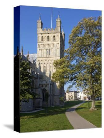 Cathedral, Exeter, Devon, England, United Kingdom, Europe