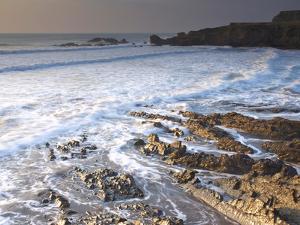 Crooklets Beach, Bude, Cornwall, England, United Kingdom, Europe by Jeremy Lightfoot