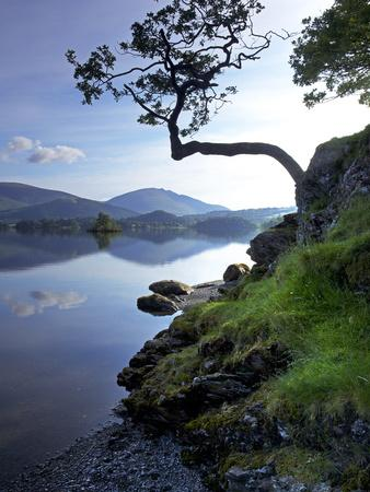 Derwent Water, Lake District National Park, Cumbria, England, United Kingdom, Europe