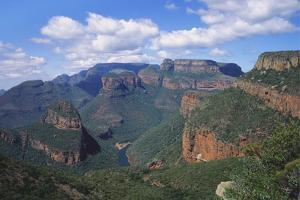 Drakensberg Mountains and Blyde River Canyon, South Africa by Jeremy Lightfoot